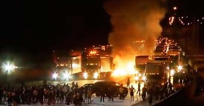 USA Transnational Report – September 24, 2016 – Debate Preview, Charlotte Riots, USA under siege …