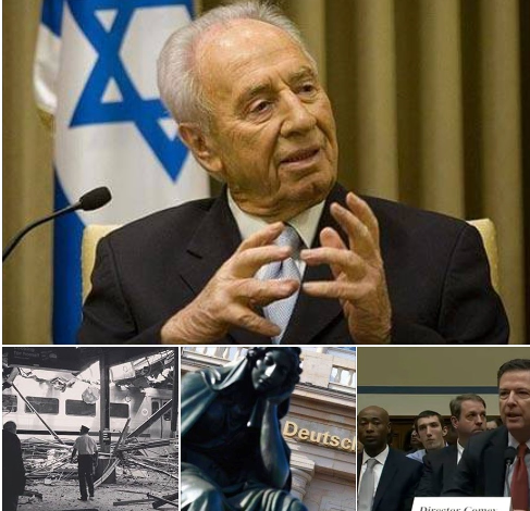 USA Transnational Report – October 1, 2016 – Death Of Shimon Peres, Debate Recap, Deutsche Bank Worries Markets