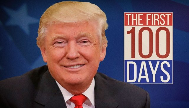 'First Hundred Days' – President-Elect Trump Bypasses Accepted Tradition