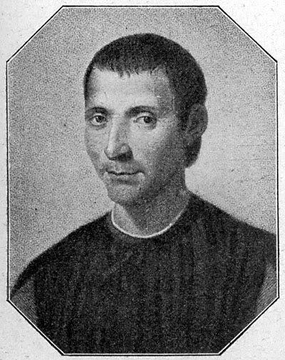 Machiavelli's Troika (Pelosi – Schumer – McConnell)
